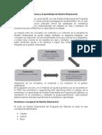 Enfoques de La Enseñanza y El Aprendizaje de Gestión Empresarial