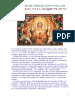 Sello de La Sangre de Jesus Para Los Hijos (Oracion de Proteccion)