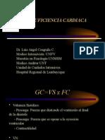Fisiopatologia - Insuficiencia Cardiaca