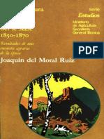 La Agricultura Española a Mediados Del s.xix, 1850-1870