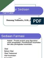 pengantarsediaanfarmasi-131216171639-phpapp02
