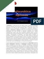 Apostila_Informática Aplicada 2015.2