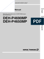DEH-P 4650