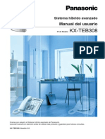 Manual Usuario TEB 308