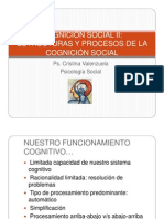 Cognición social II