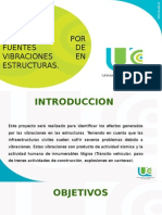 Efectos Generados Por Fuentes de Vibraciones en Estructuras.