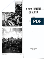 New History of Korea