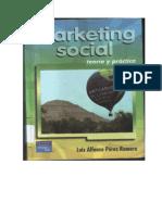 CAP de LIBRO Marketing Social Luis Alfonso Perez Romero