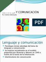 CLASE V, LENGUAJE Y COMUNICACI+ôN