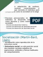 CLASE IV SOCIALIZACI+ôN
