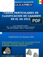 Casos Particulares Caaarem 2012