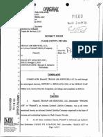 Nevada District Court Case A585690