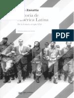 Zanatta, Loris - Historia de América Latina. de La Colonia Al Siglo Xxi (Ocr)