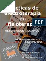 Practicas de Electroterapia en Fisioterapia