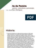 Historia de Pereira Ok