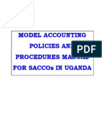 DFID Accounting Policies & Procedures Manual EDITED Fair Dra
