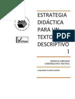 Estrategia Para Texto Descriptivo 1 y Actividades de Latín I.2016