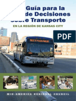 GuidetoTransportationDecisionMaking Spanish
