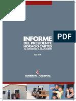Informe Presidencial 2015