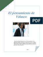 El Pensamiento de Velasco(1)