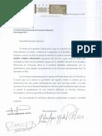 Congresistas colombianos solicitan a la CIDH medidas cautelares para María Corina Machado