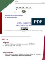 04. 1. Estructura de Datos - Variable - Inicio