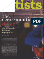 John Mclaughlin - The Ever-Mounting Flame