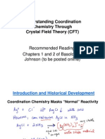 Coordination Chemistry CFT 1_5