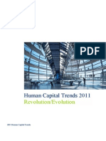 Deloitte Human Capital Trends 2011