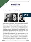 Antonio López Ortega - Tres Cumbres (Poe, Maupassant y Chejov)