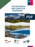 Plan Adaptacion CC Biodiversidad
