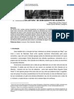 """Loucura Da Leitura"" de Dom Quixote No Alienista"