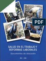 Salud en El Trabajo y Reformas Laborales RAUL HARARI