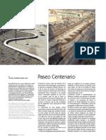 Teodoro Fernandez - Paseo Centenario