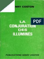 Coston, Henry - La Conjuration Des Illuminés