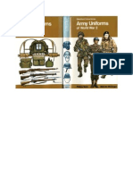 (1974) Army Uniforms of World War 2