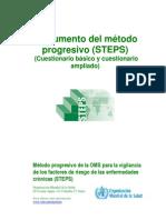 STEPS Instrumento V3.0 HTA