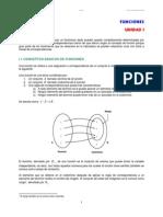 Funcion y Relación de una gráfica.