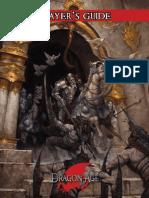 Dragon Age Set 03 - Player's Guide