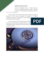 Diferença Entre Os Sistemas de Arquivos