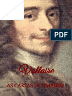 As Cartas de Amabed - Voltaire