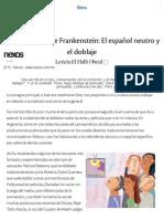 La_normalidadLa_anormalidad_de_Frankenstein:El_español_neutro_y_el_doblaje