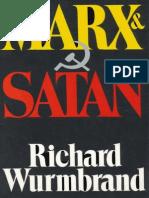 WURMBRAND, Richard - Marx And Satan