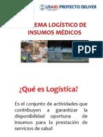 Diseño Sistema Logistico de Insumos Medicos