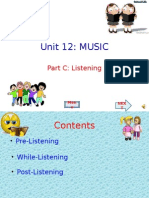 U12 Listening