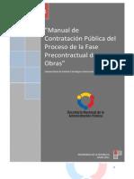 6 Manual Proceso de La Fase Precontractual Obras