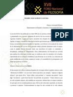 Delirio, Sexualidad y Locura, Patricia Aristizabal