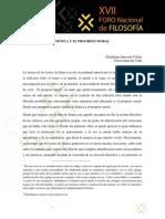Sèneca y El Progreso Moral, Guadalupe Quevedo Urbina