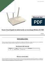 Dir-880l a1 Manual v1.00(Esp)