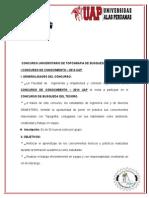 Concurso Universitario de Topografia de Busqueda Del Tesoro Uap